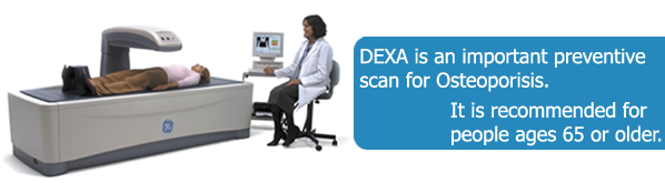 DEXA Bone Density